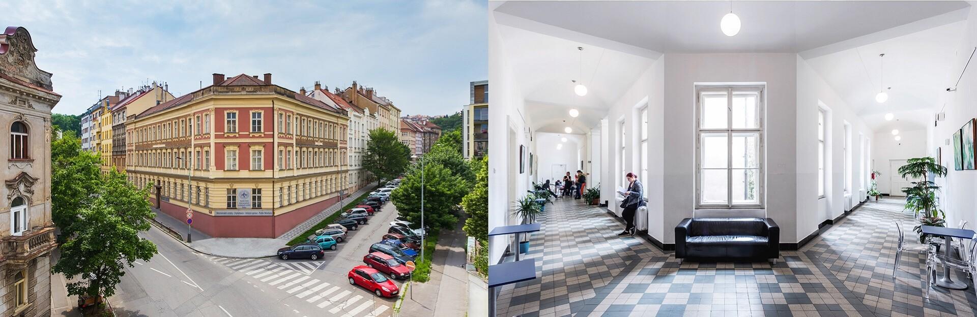 College of International and Public Relations Prague (VSMVV)