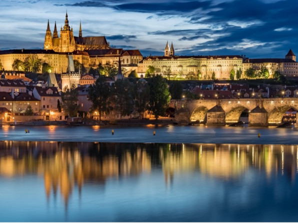 Prague Castle & Other Castles and Chateaux in the Czech Republic