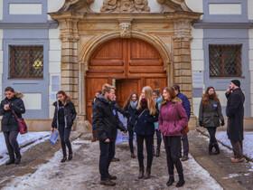Den otevřených dveří na FF UPOL