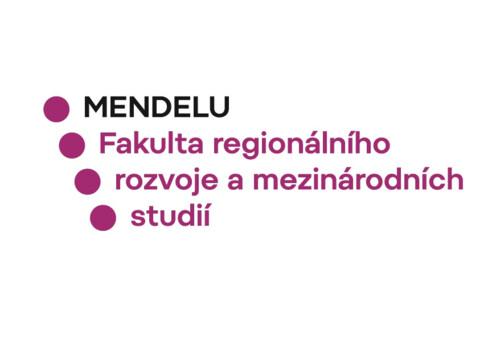 Fakulta regionálního rozvoje a mezinárodních studií