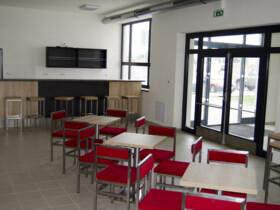 Na VŠTE dokončují studentský klub. Otevřou ho v únoru