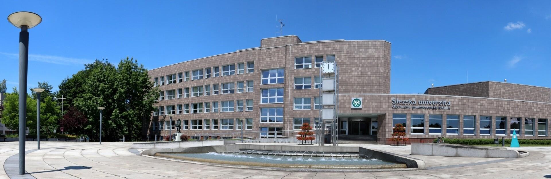 Obchodně podnikatelská fakulta v Karviné (OPFSU)