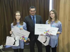 UHK ocenila mladé talenty na Festivalu vědy a techniky