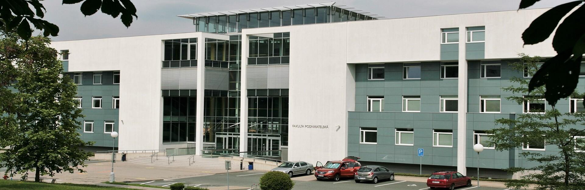 Fakulta podnikatelská (FPVUT)