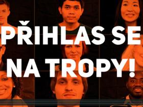 Nové video Přihlas se na Tropy!