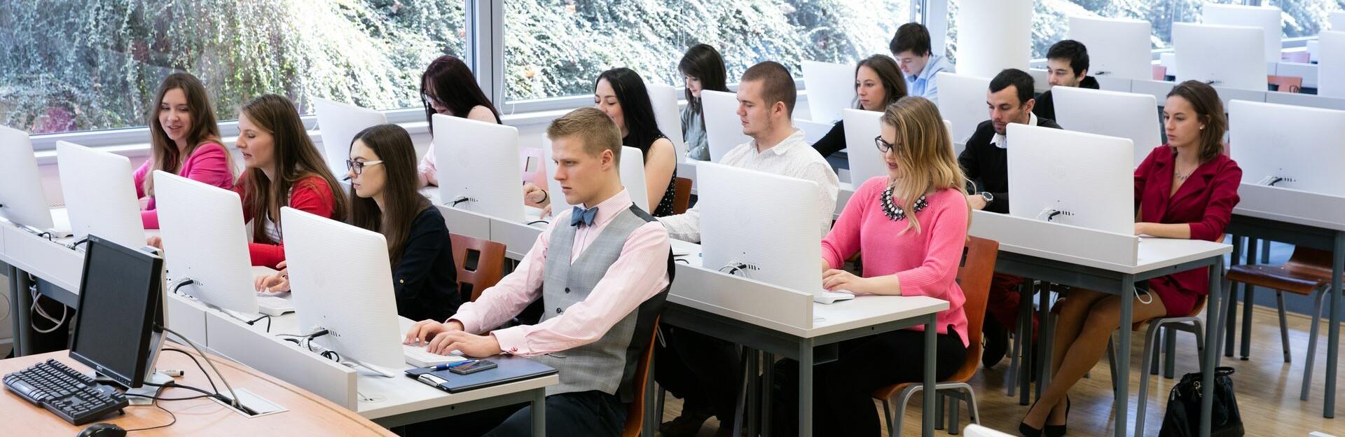 Fakulta informatiky a statistiky (FISVŠE)