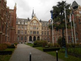Konference Evropského výzkumného institutu sociální práce (ERIS) pořádaná Katolickou univerzitou v Lille ve Francii