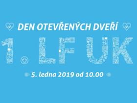 Den otevřených dveří na 1. lékařské fakultě Univerzity Karlovy