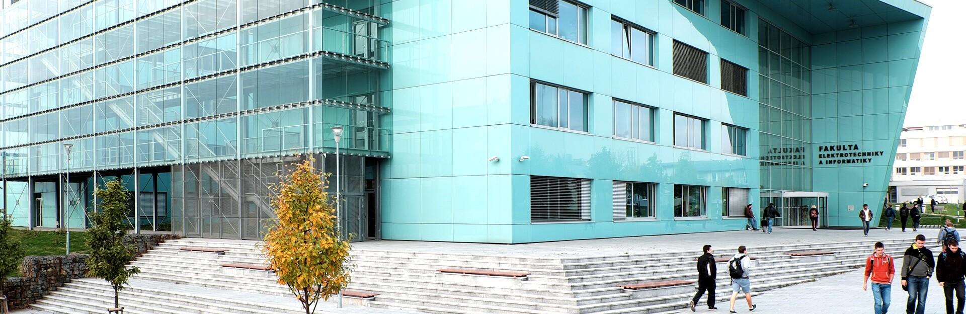 Fakulta elektrotechniky a informatiky (FEIVŠB-TUO)