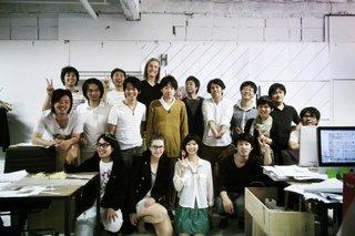 Seznamování studentů v Japonsku